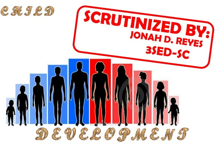 SCRUTINIZED BY:<br />JONAH D. REYES<br />3SED-SC<br />