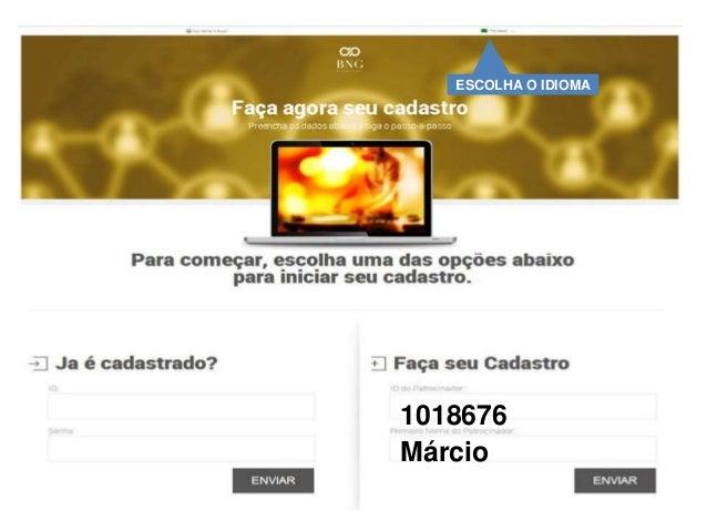 1018676 Márcio ESCOLHA O IDIOMA