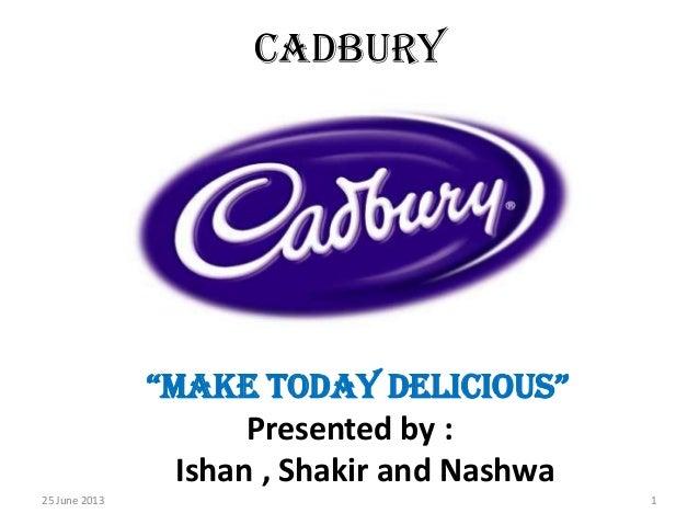 Cadbury and the Environment Essay