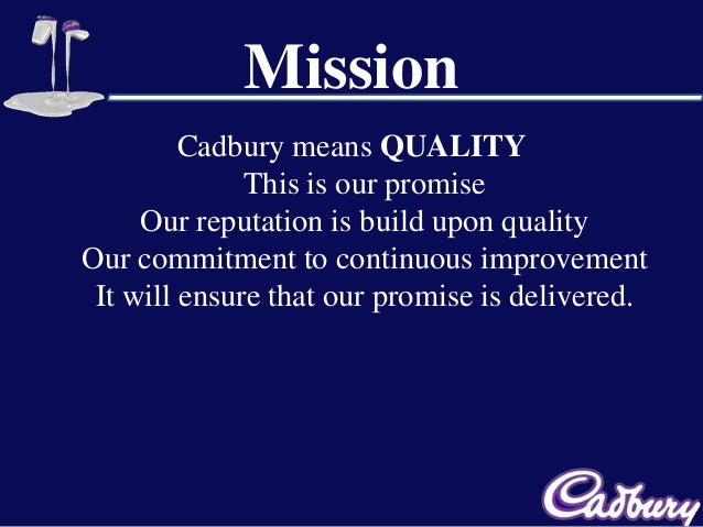 relationship marketing for cadburys Ethics and business success overview ethics are the principles of right and wrong that are accepted by an individual, a social group, or society as a whole.