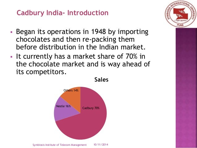 cadbury case study doc Cadbury beverages, inc is a beverages-manufacturing division of cadbury schweppes plc it was created in 1969 by a merger of schweppes plc (1783, london, the first world's soft drink maker) case volume in 1989 by type of drink: regular vs diet.