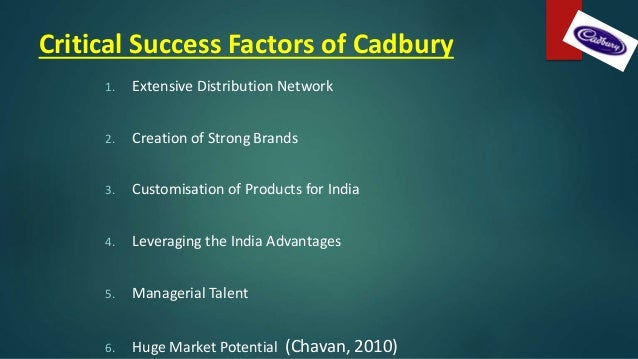 cadbury key success factors Pefindo rating criteria & methodology 1/3 july 18, 2017 retail industry - key success factors business risk assessment.