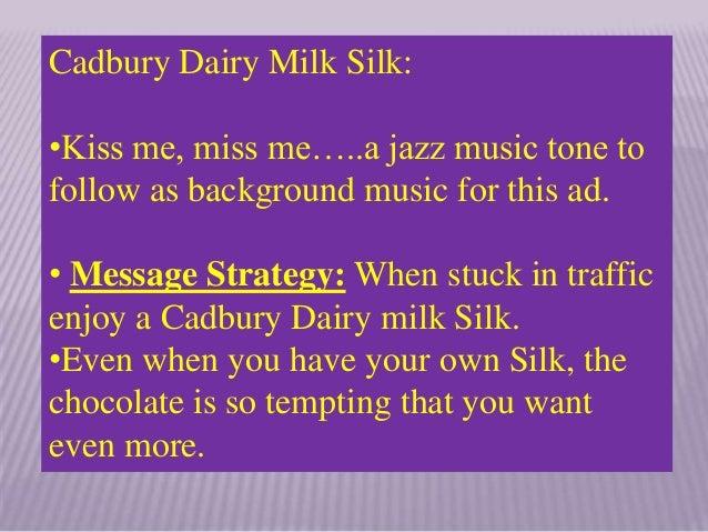 Dairy milk silk ad kiss me