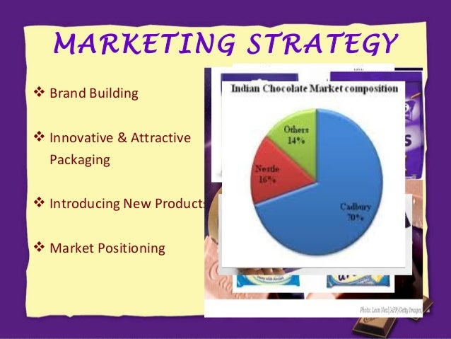 cadbury s use of market research Cadbury is the market leader in chocolate confectionery business with a market share of over 70% some of the key brands of cadbury are cadbury dairy milk, 5 star, perk, eclairs, celebrations, temptations, and gems.