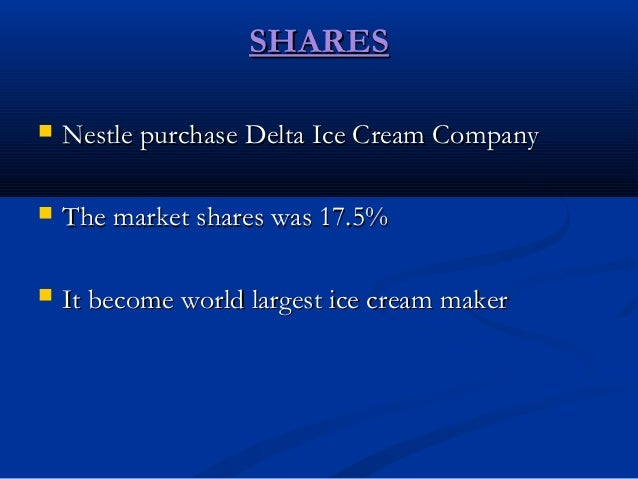 nestle vs cadbury financial analysis After pepsico and coca-cola india, chocolate majors cadbury india and nestle  india are now engaged in a bitter advertising war  wants to dilute the brand  proposition of cadbury, said an industry analyst based in mumbai.