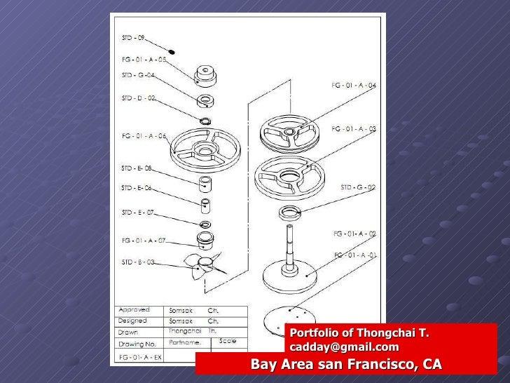Bay Area san Francisco, CA Portfolio of Thongchai T. cadday@gmail.com