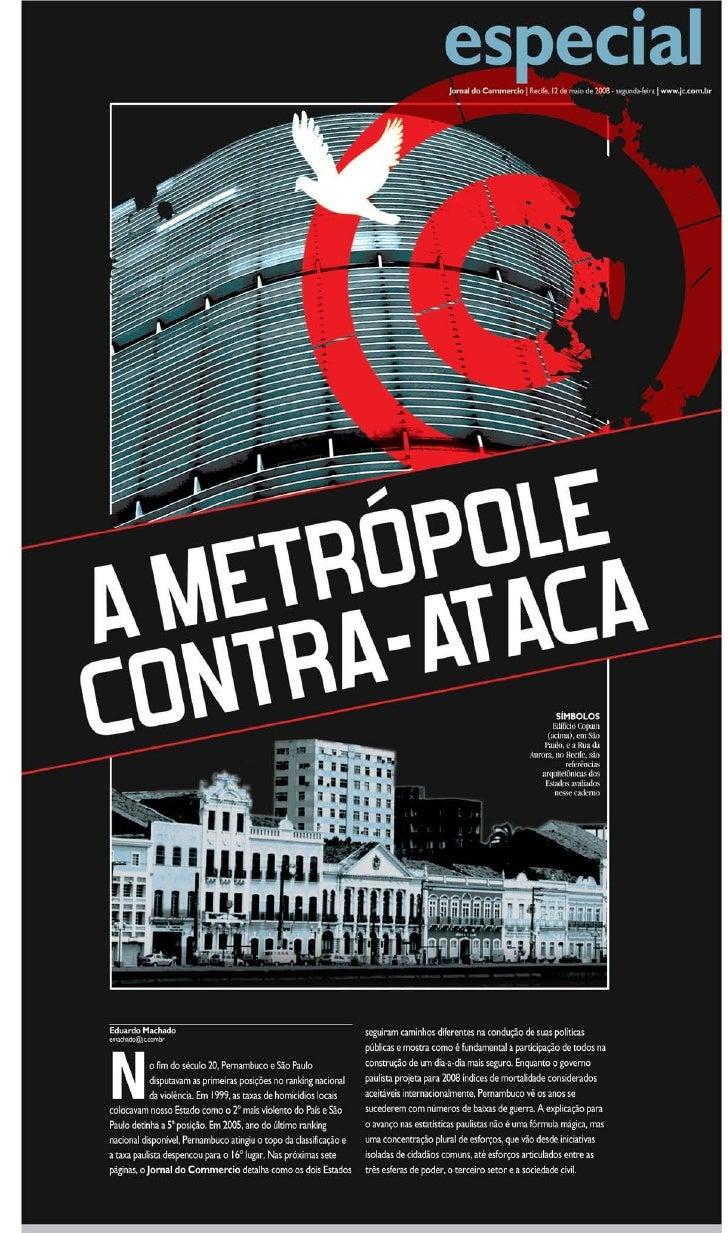 Como São Paulo reduziu a violência