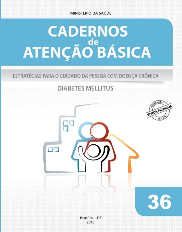 Cadernos de atenção básica   estratégias para o cuidado da pessoa com doença crônica