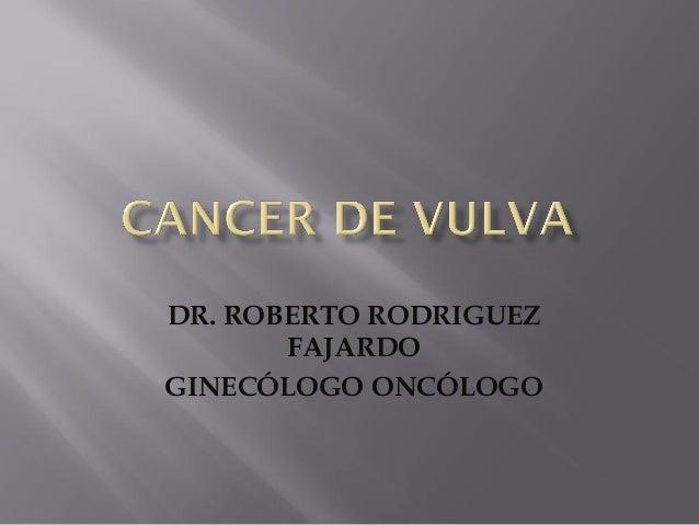 cancer vulva: