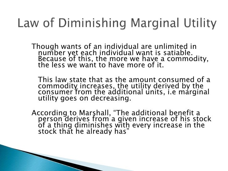 consumer expenditure and equi-marginal utility essay Lawofequimarginalutility importance  law of equi marginal utility  and by no other alteration in the expenditure the consumer gets the maximum utility when .