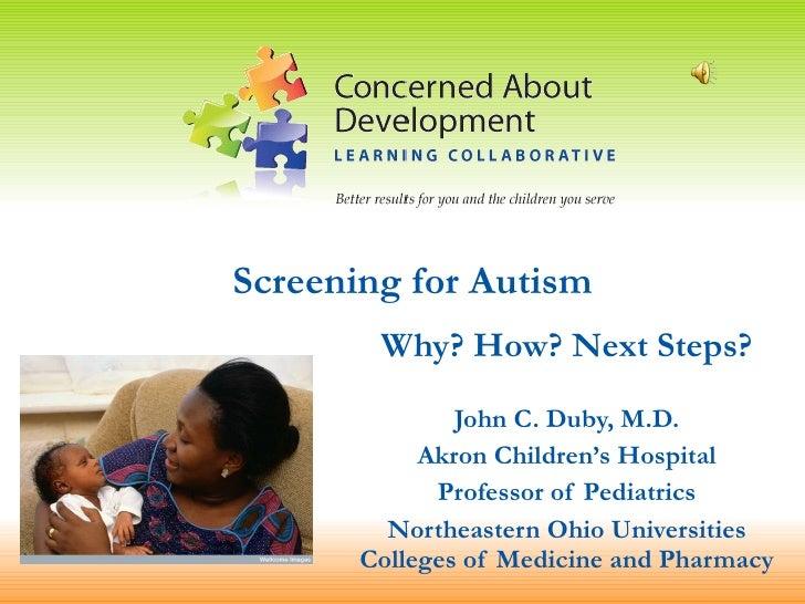 Cadlc Autism Webinar 11 09