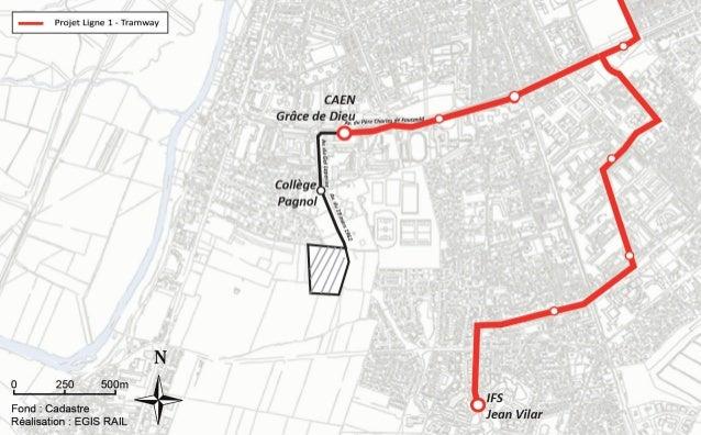 Caen tramway