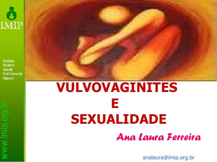 Cafe 13    aula 03 - dra. ana laura - sexualidade e vulvovaginites  1