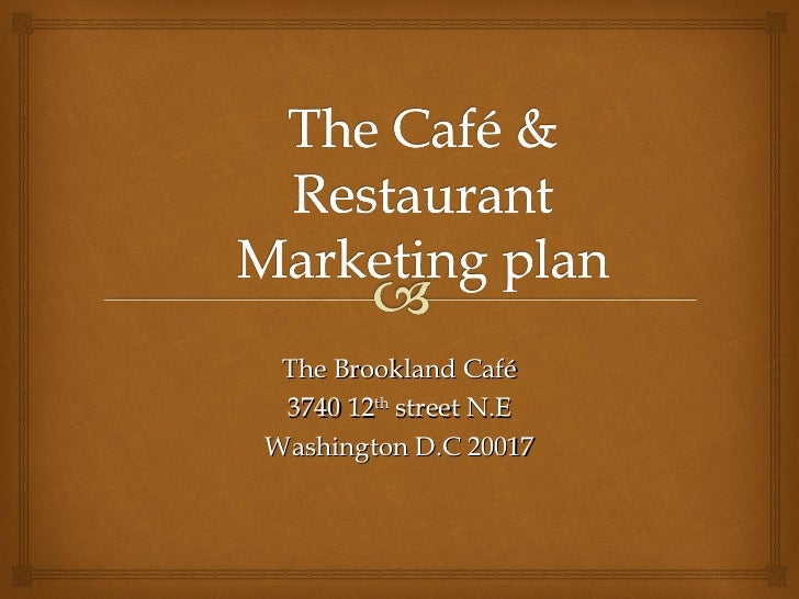 internet cafe marketing plan - marketing plan for internet cafes in india executive summary the goal of this marketing plan is to outline the strategies, tactics, and programs that will make the sales goals outlined in this internet cafe business plan a reality in the year 2003 in few states in india.