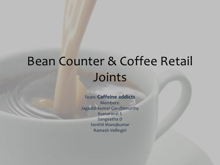 the case analysis of caffeine Like most buildouts in our industry, the new case study coffee roasters shop on  northeast alberta street in portland, ore, was built from.