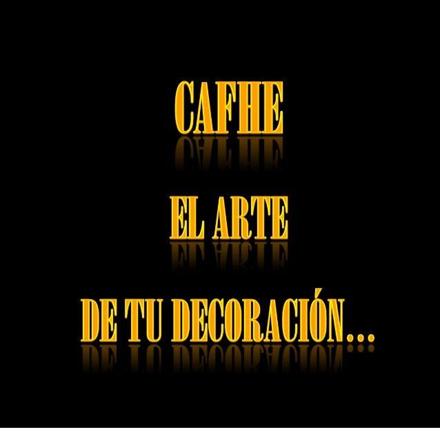 Cafhe