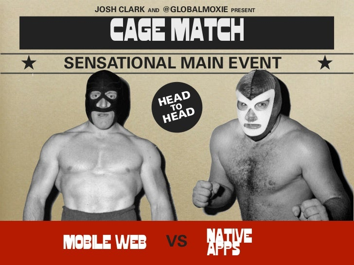 JOSH CLARK   AND   @GLOBALMOXIE   PRESENT      CAGE MATCHSENSATIONAL MAIN EVENT                       EAD                 ...