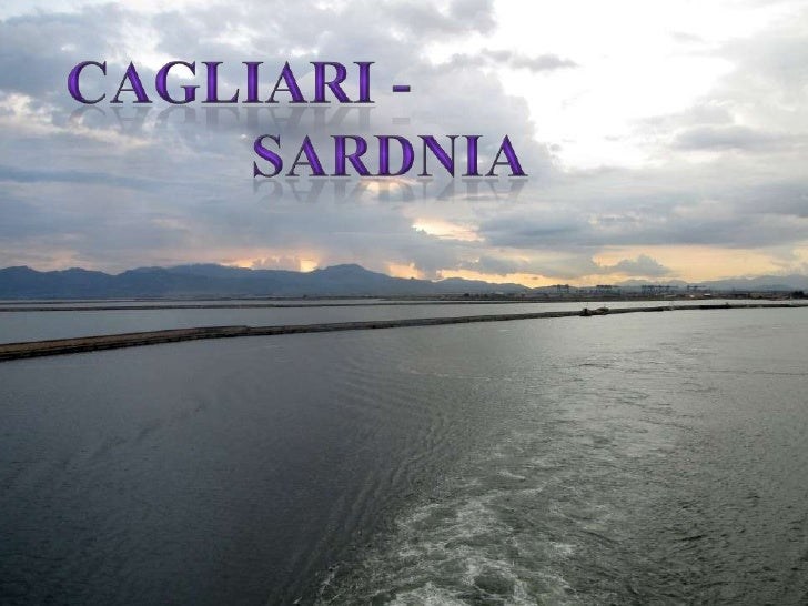 Cagliari -Sardnia<br />