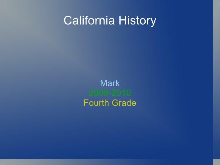 Ca History Pp
