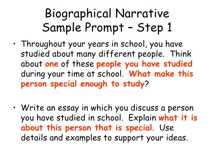 biographical essay rubric Hy 1010, western civilization i 1  and write a biographical sketch explaining what you see  information about accessing the grading rubric for this assignment.