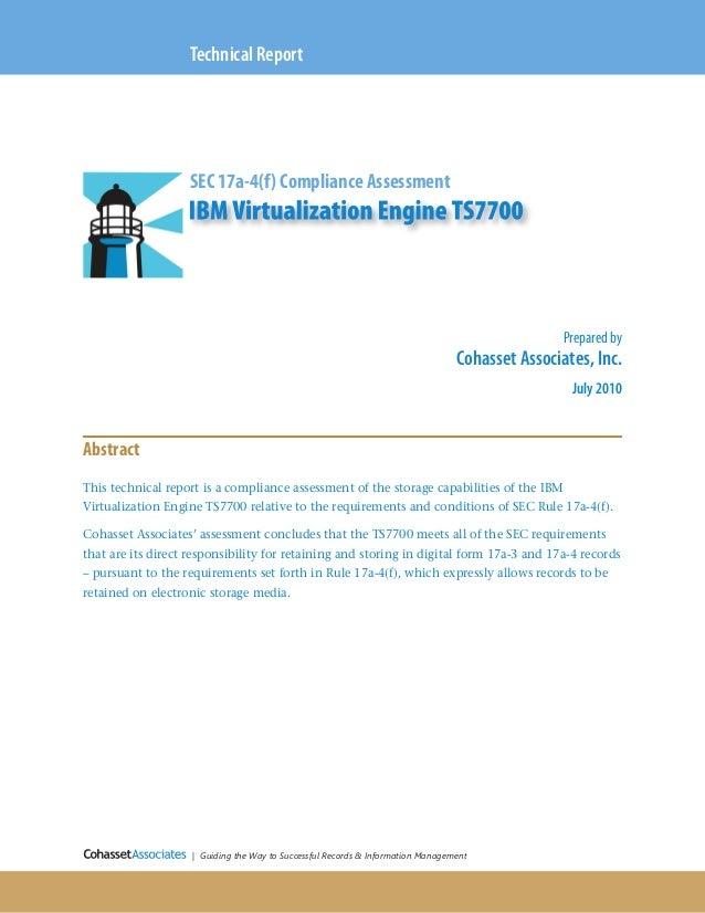 IBM Virtualization Engine TS7700