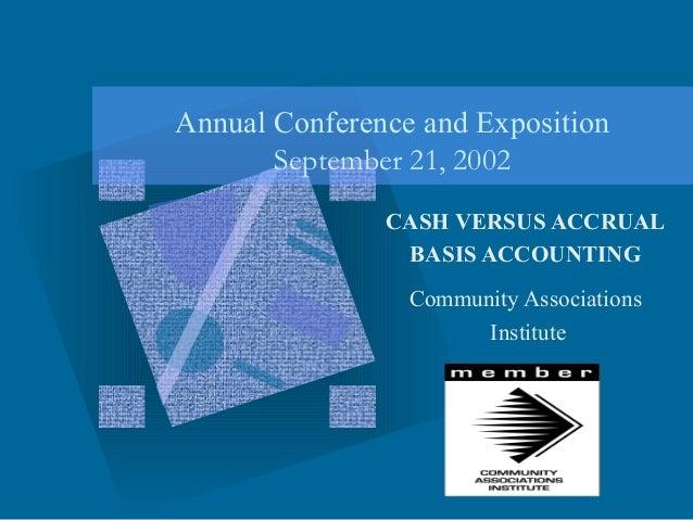 Cai annual conference 2002