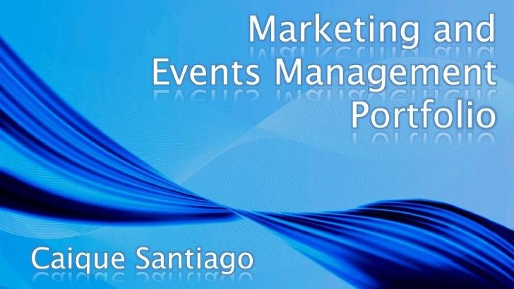 Portfolio Caique Santiago