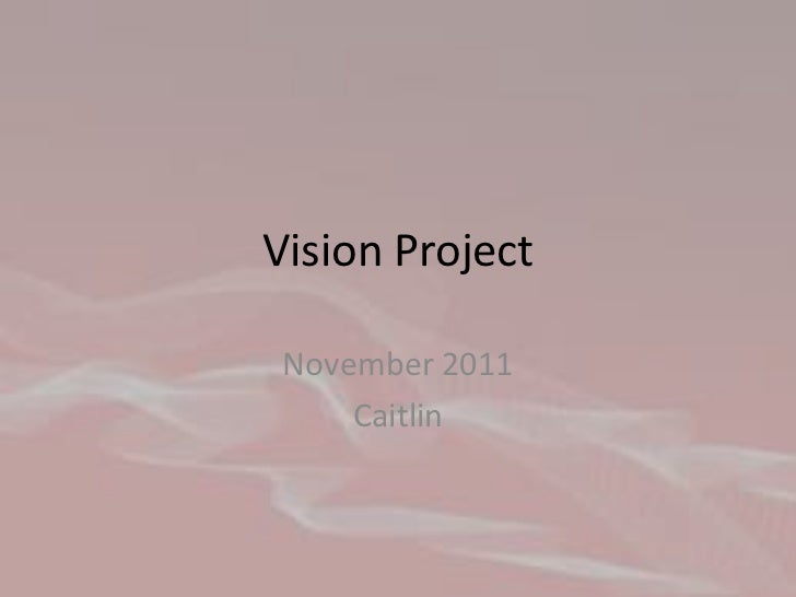 Vision Project