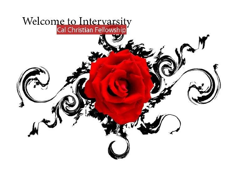 Cal Christian Fellowship LG - 07-09-14