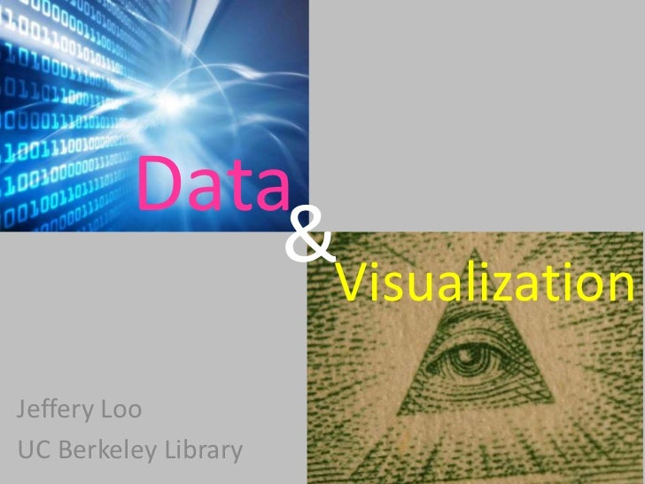 Data             &VisualizationJeffery LooUC Berkeley Library