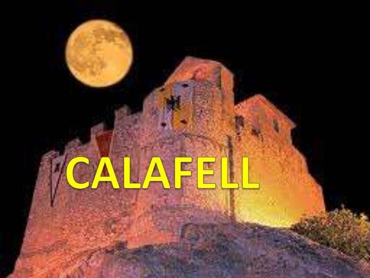 CALAFELL  <br />