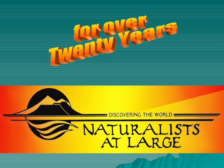 Calaveras Big Trees: Naturalists at Large