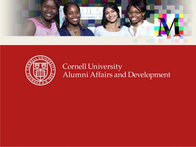 Cornell Alumni Leadership Conference - How to Recruit People to Your Organization