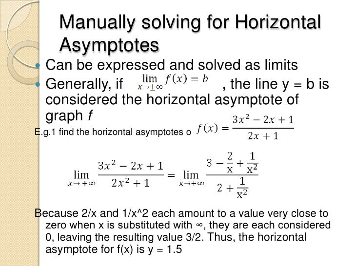 Asymptote rules for limits image information asymptote rules for limits ccuart Image collections