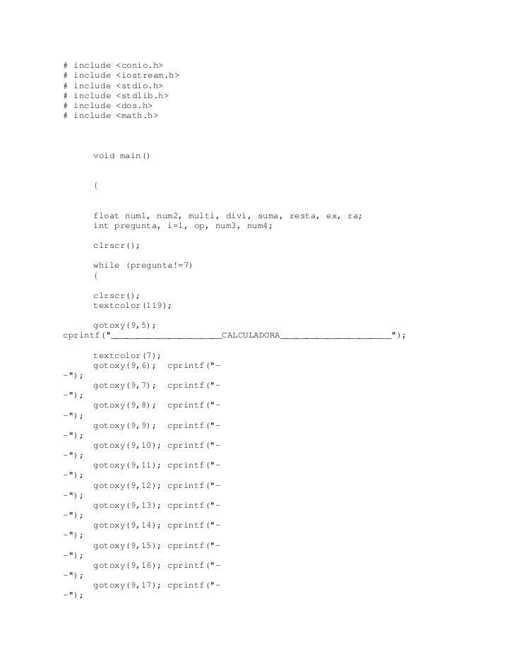#   include   <conio.h>#   include   <iostream.h>#   include   <stdio.h>#   include   <stdlib.h>#   include   <dos.h>#   i...