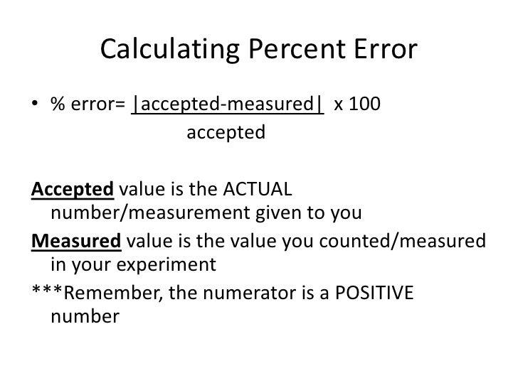Worksheet On Percent Error In Measurement worksheet on percent – Percent Error Worksheet