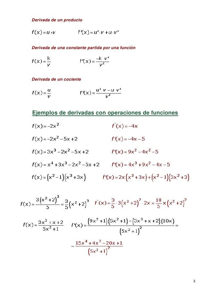 Ejemplo De Funcion Constante Youtube Calculo De Derivadas