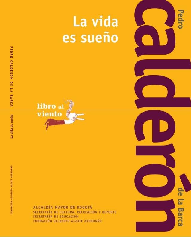 La vida es sueño - Calderon