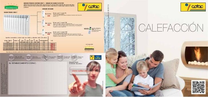 Calefaccion 2012