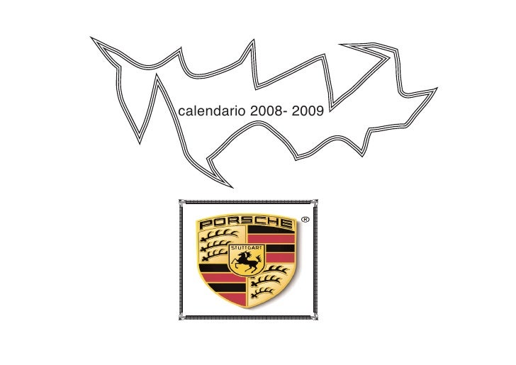 calendario 2008- 2009
