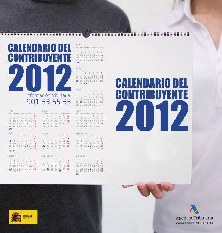 Calendari AEAT