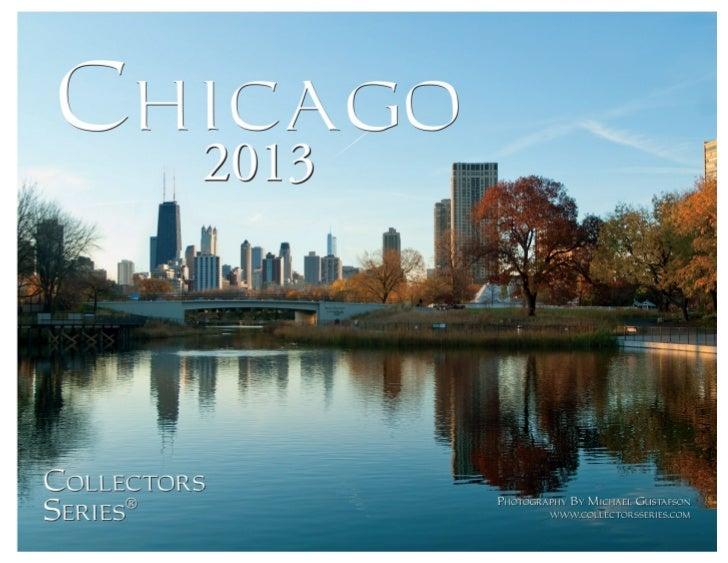 2013 Chicago Calendar