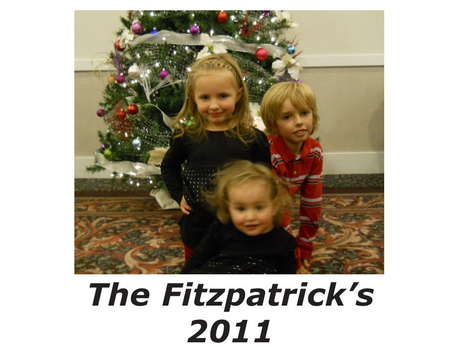 The Fitzpatrick's     2011