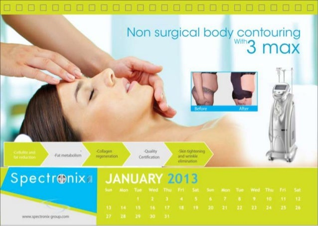 Spectronix launches 2013 Calander http://www.spectronixgroup.com