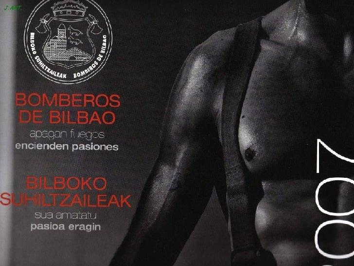 Calendario Bomberos Bilbao2007