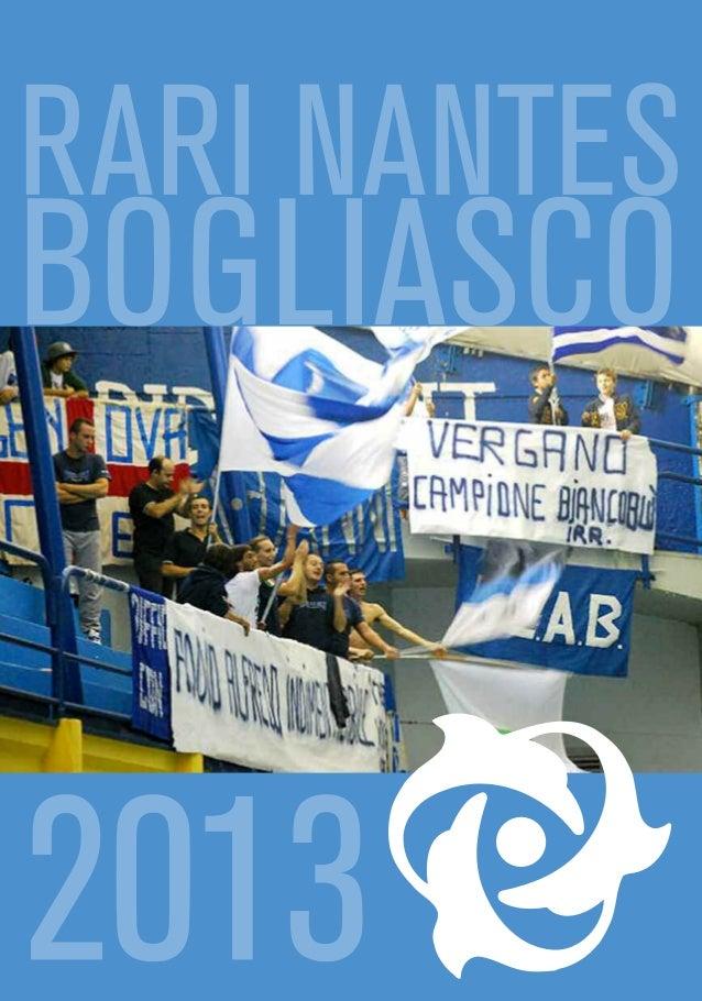 Calendario rn-bogliasco-2012-2013