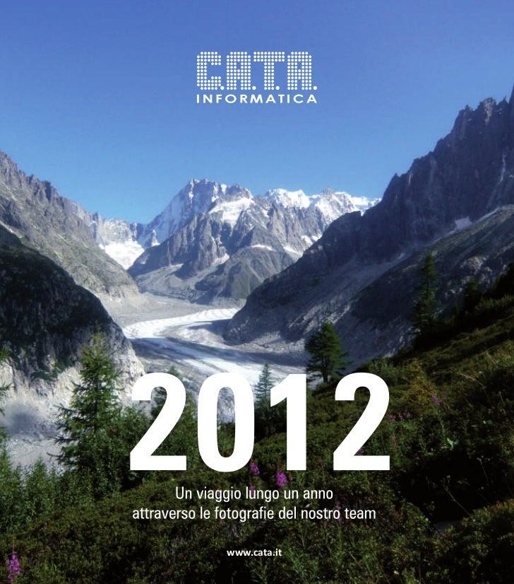 Calendario 2012 C.A.T.A. Informatica