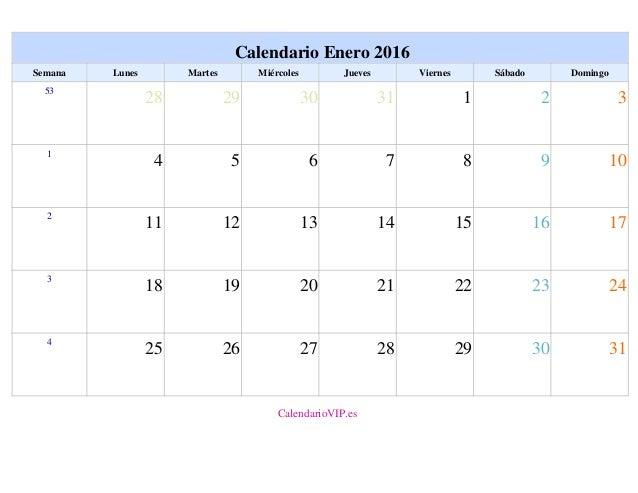 Enero 2016 Related Keywords & Suggestions - Calendario Enero 2016 ...