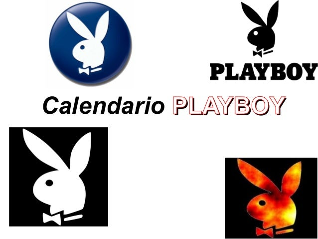 Calendario playboy