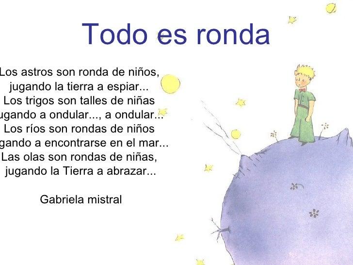 Gabriela Mistral rondas infantiles